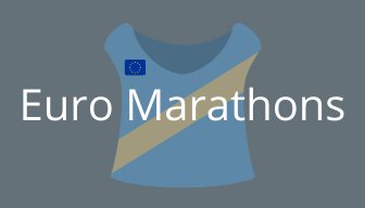 Card image for European Marathons